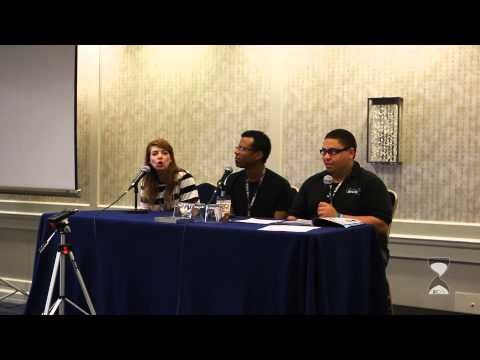 ConnectiCon 2015 Press Junket: Amber Benson and Phil Lamarr