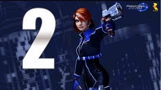Perfect Dark Zero Parte 2 : Mision 1 VIGILANCIA