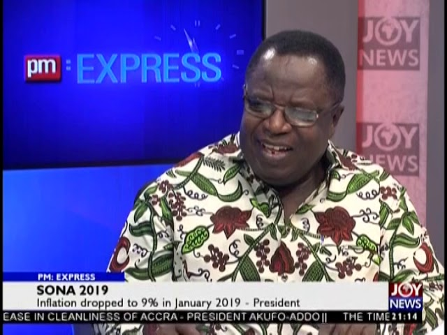 SONA 2019 - PM Express Business Edition on JoyNews (21-2-19)