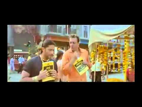 munnabhai chale america trailer