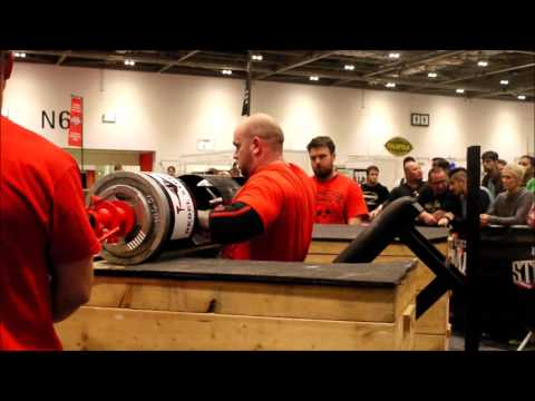 England's Strongest Man 2016 - Phil Roberts - 3rd Place