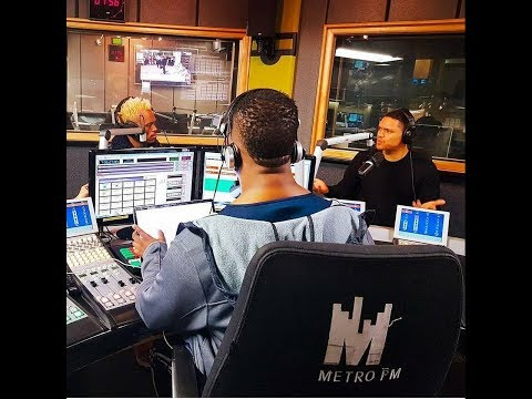 #FreshBreakfast with Trevor Noah | I was not first choice to replace John Stewart