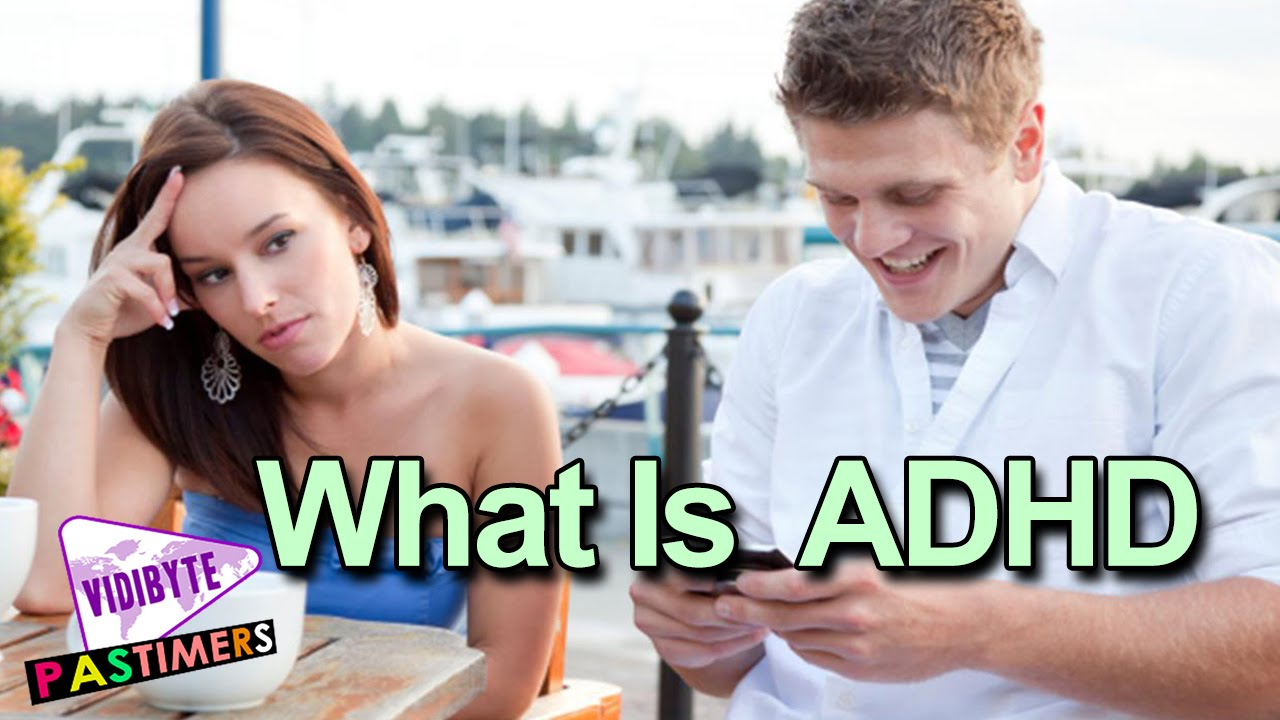 Adult attention deficit disorder symptoms