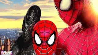Spiderman Finger Family | Finger Family Spiderman | Finger Family Nursery Rhymes