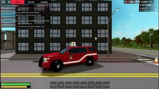 Liberty County #6: Ein riesiger Gebäudebrand fordert einen Leiter-Lkw! (ROBLOX)