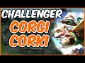 CHALLENGER SHOWS HOW TO PLAY CORKI - Challenger Corki - League of Legends