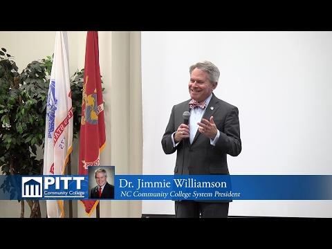 CCLP 2017 - Dr. Jimmie Williamson