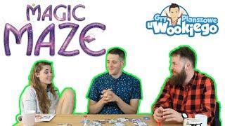 Magic Maze - współpraca bez słów