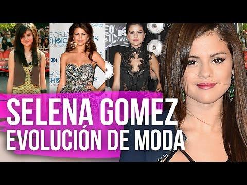 Selena Gomez y Su Evolución de Moda (Moda Sin Filtro)