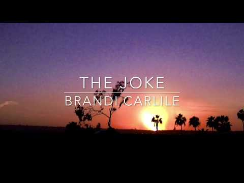 The Joke - Brandi Carlile (cover w/ lyrics)