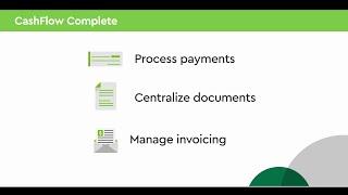 Business billing & payment processes | cashflow complete commerce bank