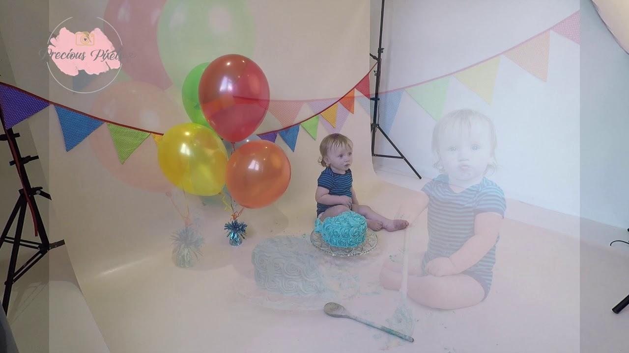 Cake Smash & Splash - Precious Pixels