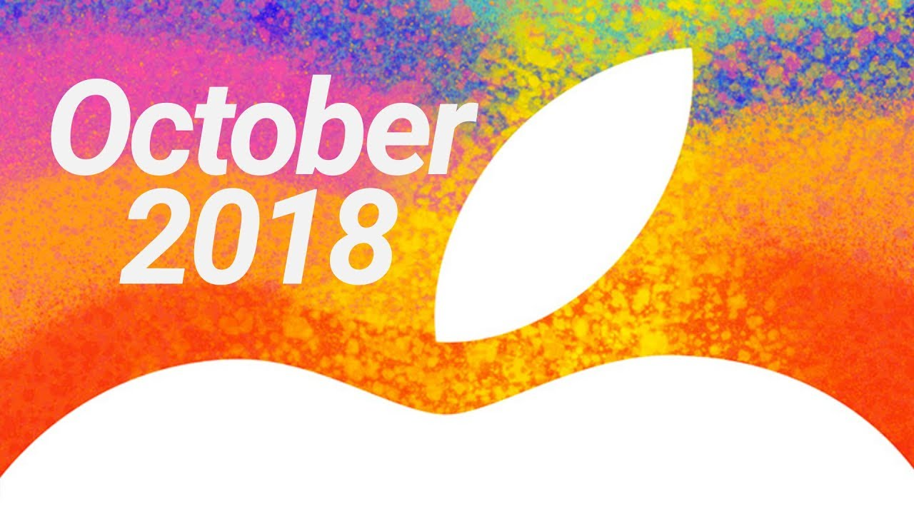 Kết quả hình ảnh cho Apple October 30 event confirmed: iPad Pro likely the focus