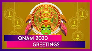 Onam 2020 Greetings and Images: Wish Happy Onam With Messages to Your Friends and Family screenshot 2