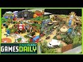 Super Nintendo World Images Leaked - Kinda Funny Games Daily 07.09.19