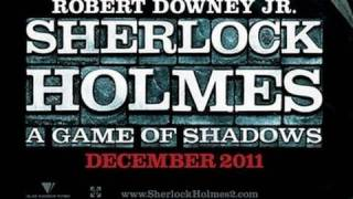 Sherlock Holmes: A Game of Shadows - First Trailer