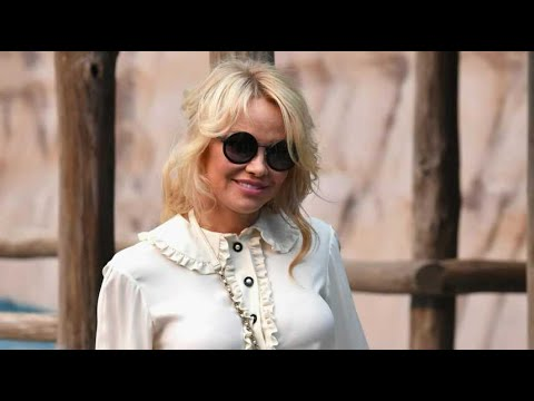 Incendies en Californie : Pamela Anderson