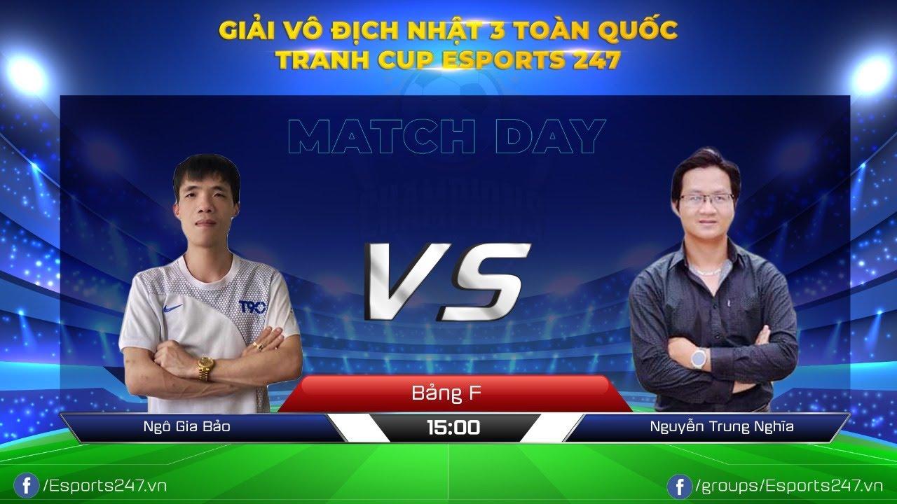 Bắc Nam Đại Chiến | Trung Nghĩa (SG) vs (HN) Gia Bảo | Giải vô địch Nhật 3 toàn quốc