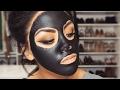 DIY Mask | Peel-Off Blackhead & Facial Hair Remover | Francesca Fox