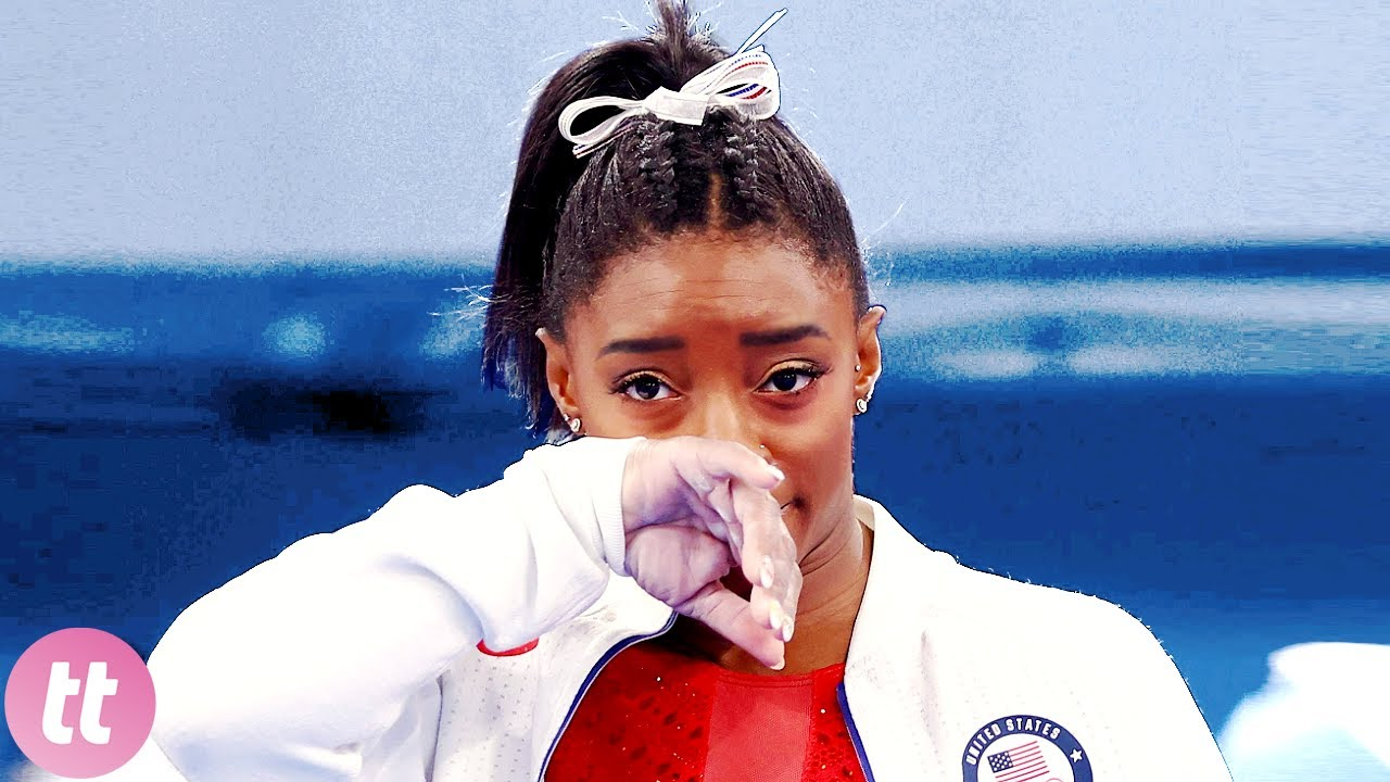 What's Really Going On With Simone Biles...