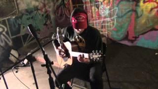 """Grip"" - Matt Evans (Old Flings) : Wood Circle Sessions"
