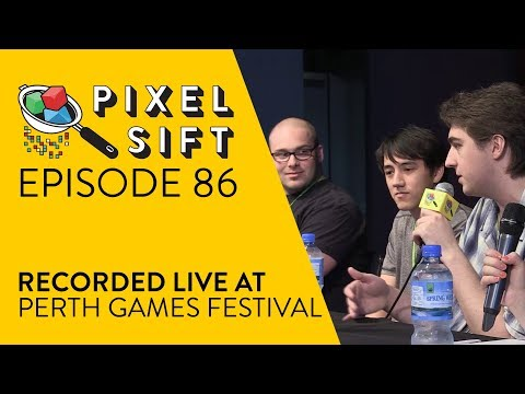 Episode 86: Live at Perth Games Festival 2017 - Exhibiting your very first game