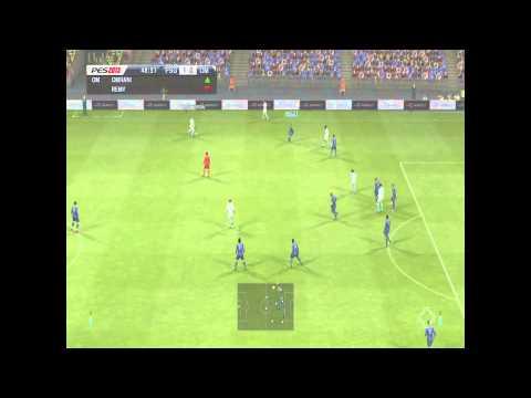 Incroyable!!!, Brandao agresse Thiago Motta PSG vs bastia (vidéo complète)