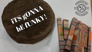 Woodturning - The Shagadelic Funk Bowl 💃