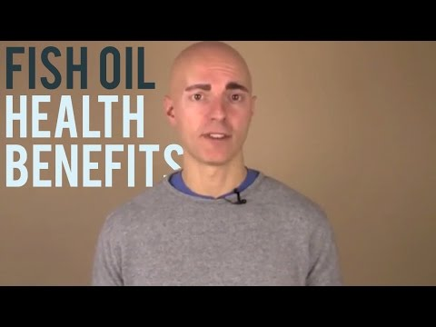 The Top Health Benefits Of Fish Oil