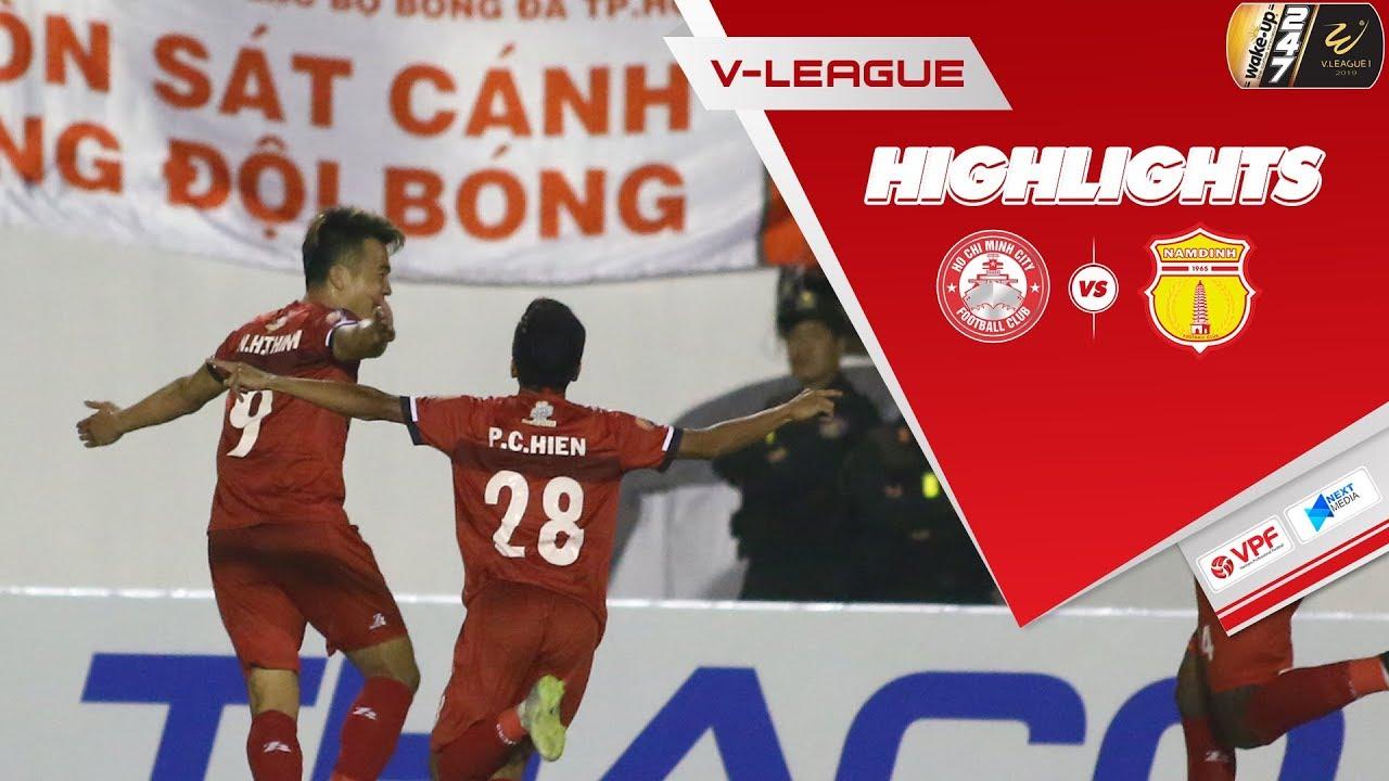 Video: TP Hồ Chí Minh vs Nam Định