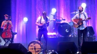 The Lumineers :- Charlie Boy :- Live @ O2 Academy Glasgow 18/02/13