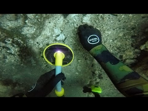 Scuba Diving the Devil's Den for Lost Valuables! (Found 2 Pr