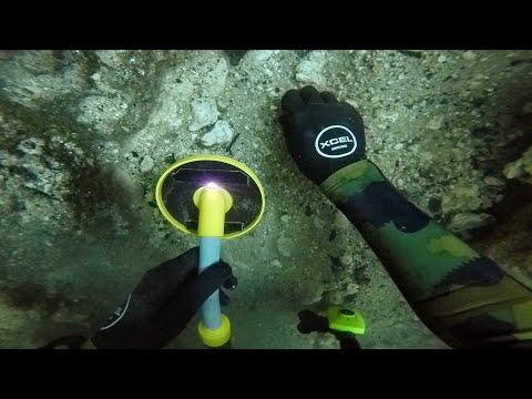 Scuba Diving the Devil's Den for Lost Valuables! (Found 2 Prehistoric Bones) | DALLMYD