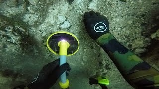 Scuba Diving the Devil\'s Den for Lost Valuables! (Found 2 Prehistoric Bones) | DALLMYD