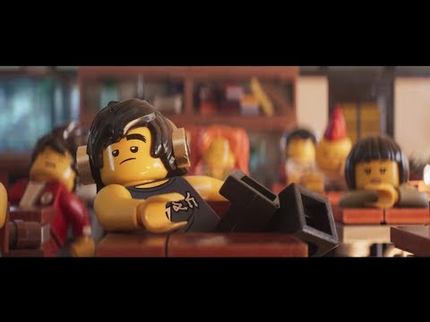 LEGO: The Ninjago Movie Videogame - All Cutscenes | 1080p60