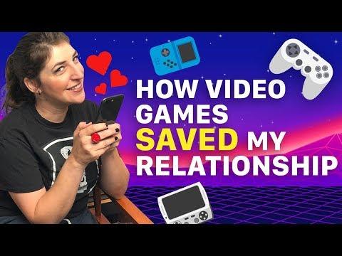 How Video Games Saved My Relationship  Mayim Bialik