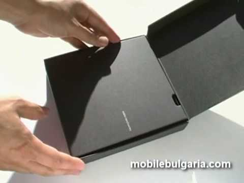 Nokia N97 mini unboxing