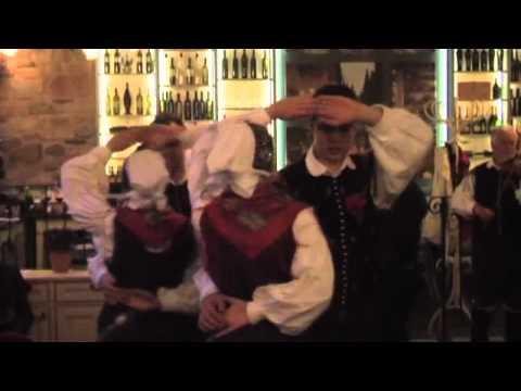 Traditional Slovenian Evening