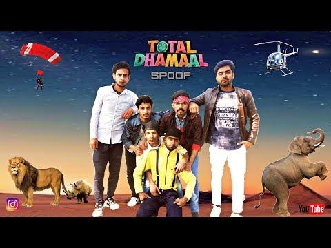 Total Dhamaal Spoof | Ajay | Anil | 2 IN 1 VINES
