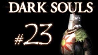 """Guía Dark Souls NG+ Solaire - Parte 23 - """"Descarga Incesante y Gusano de Luz Solar"""""""