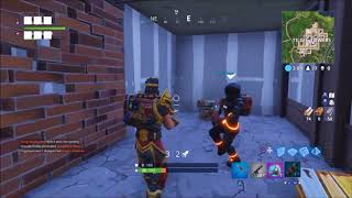 How to kill team mates in fortnite glitch