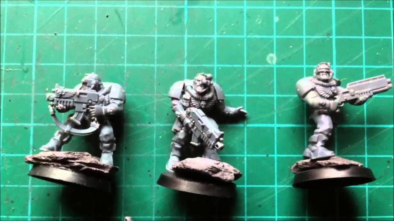 Scout Landspeeder Warhammer 40,000 Space Marine Army