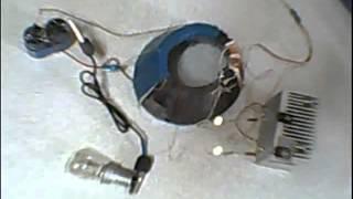 видео Высокостабильный задающий генератор