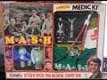 Showcase: Vintage MASH Toy Medical Kit!