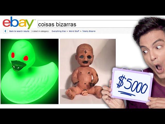 DESAFIO TENTE ACERTAR O PREÇO - Produtos bizarros!