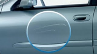 видео Удаление глубоких царапин с кузова автомобиля