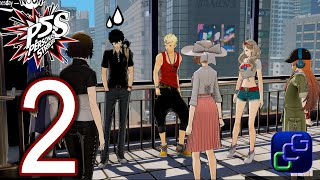 Persona 5 Strikers 4K Walkthrough Part 2
