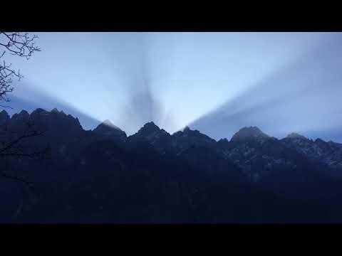 Yunnan mountains