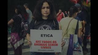 12/10/18 Manifestação do Direct Action no zoológico de Sao Paulo