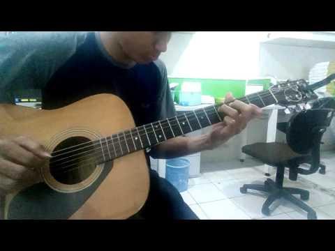 Raisa - Jatuh Hati ( Guitar Cover Pemula )